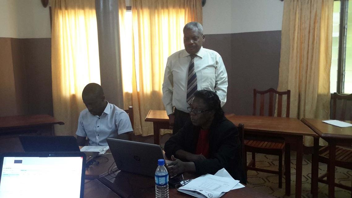 Du 10 décembre au 14 décembre 2018, les membres du GBIF NIGERIA sont venus se faire former par ceux du GBIF BENIN.