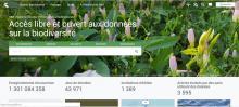 Le GBIF.ORG a dépassé le milliard d'enregistrements d'occurrences d'espèces le 04 juillet 2018 suite à la connexion de 930 jeux de données provenant de l'Inventaire National du Patrimoine Naturel de France