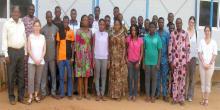 Du nouveau! Une première en Afrique! Master en biodiversité informatique / Faculté des Sciences Agronomiques / Université D'Abomey-Calavi / BENIN.
